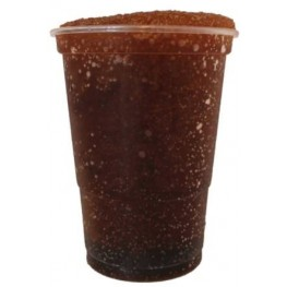Cola slushice saft