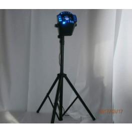 Disco lys 4 - kun m. leje af karaokeanlæg